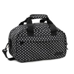 Сумка дорожная Members Essential On-Board Travel Bag 12.5 Black Polka