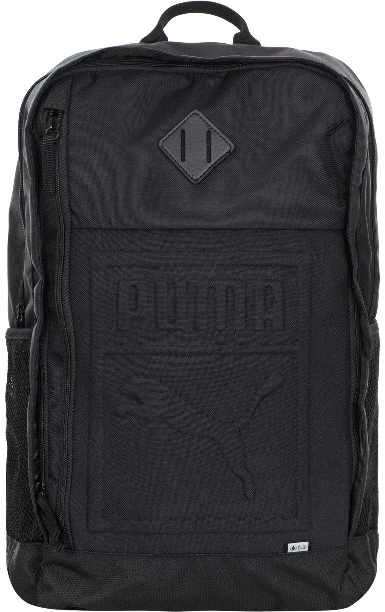 Рюкзак Puma (0755811) Удобный и прочный рюкзак от Puma. В модели  предусмотрено несколько карманов, включая отсек для ноутбука, и  регулируемые лямки для ... 2fa68ab2a6d