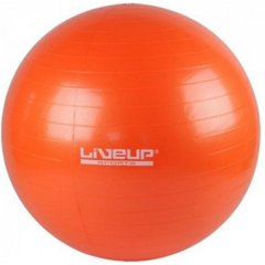 Фитбол LiveUp GYM BALL, LS3221-55o, Оранжевый, 55 см
